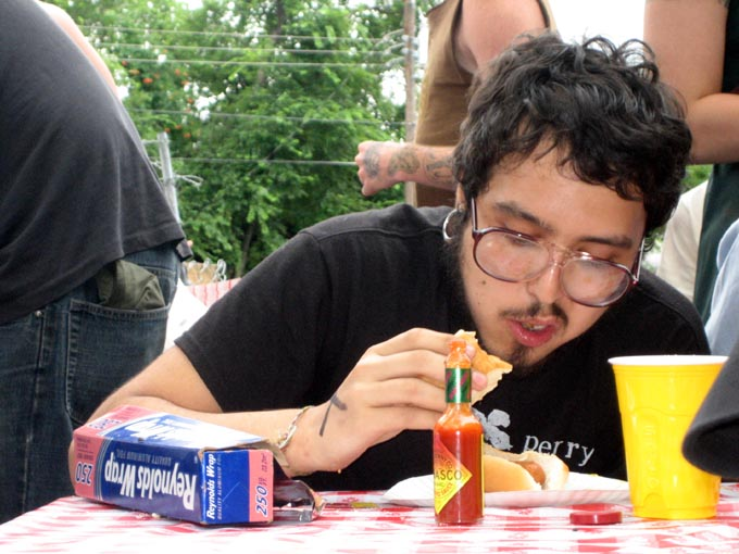 How To Organize A Hot Dog Eating Contest